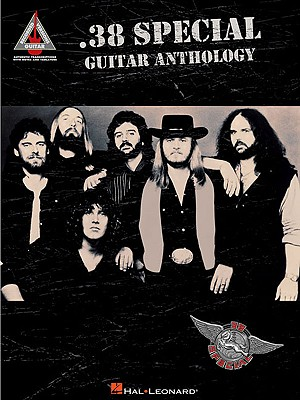 .38 Special Guitar Anthology By .38 Special (CRT)